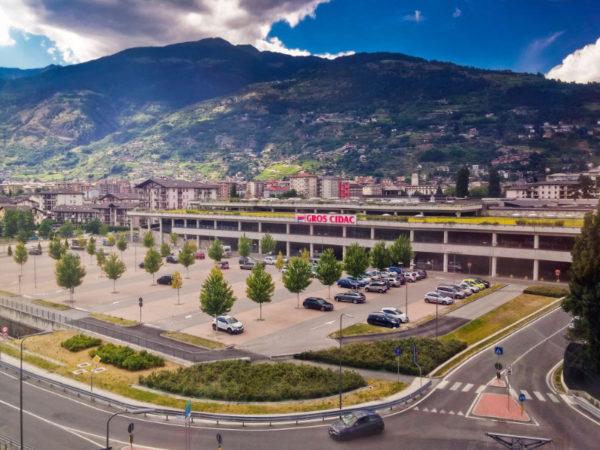 Marché de Turin Hypermarché Gros Cidac
