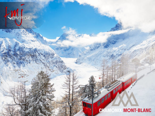 Chamonix train du Montenvers
