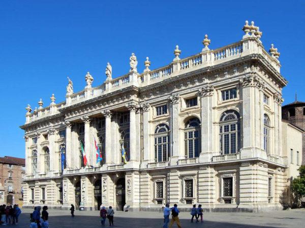 Marché de Turin Palais Madama
