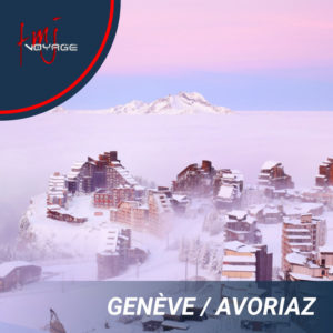 Transfert Genève – Avoriaz