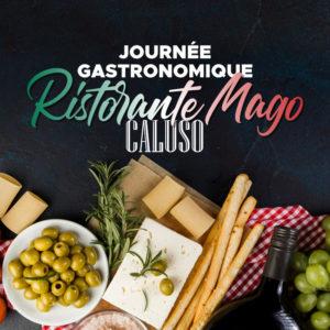 Journée gastronomique à Caluso