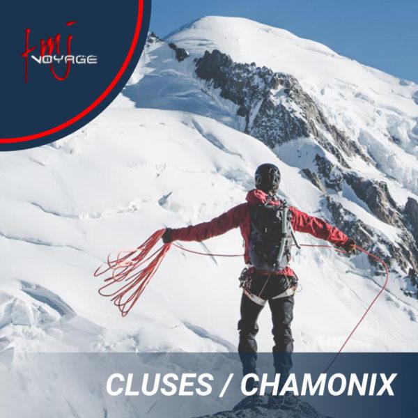 Transfert Cluses – Chamonix