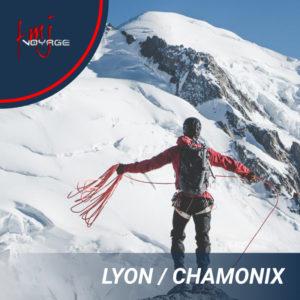 Transfert Lyon – Chamonix