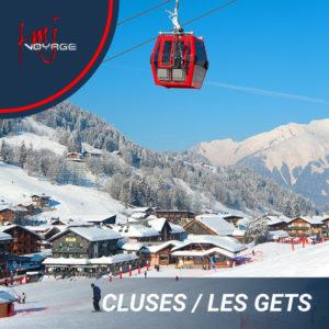 Transfert Cluses – Les Gets
