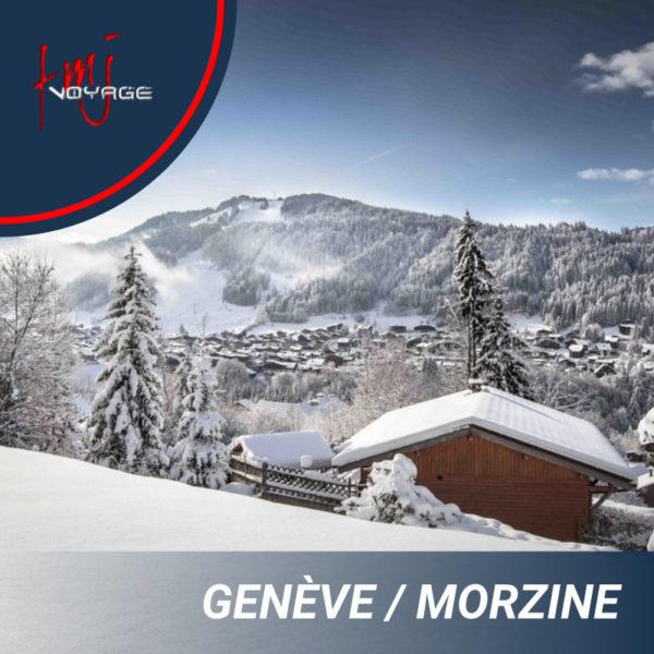 Transfert Genève – Morzine