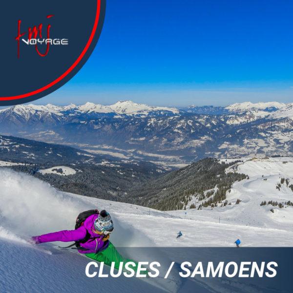 Transfert Cluses – Samoens