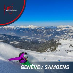 Transfert Genève – Samoens