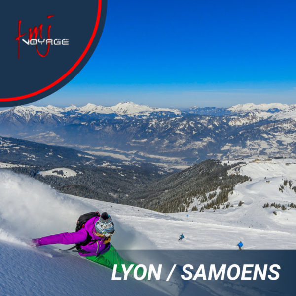 Transfert Lyon – Samoens