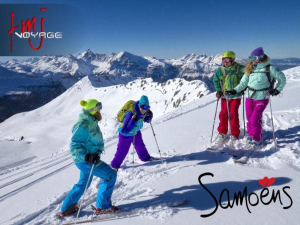 Samoens ski