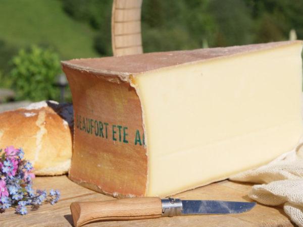 Découvrir le fromage du beaufort