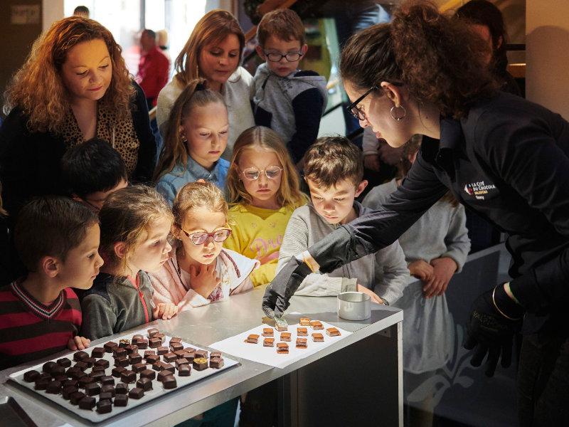 La Chocolaterie Valrhona