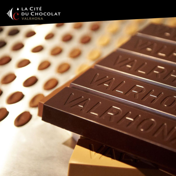 La cité du chocolat à Tain L'Hermitage