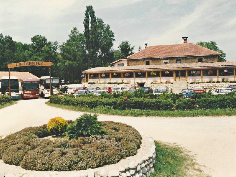 Safari de Peaugres Restaurant la terrine