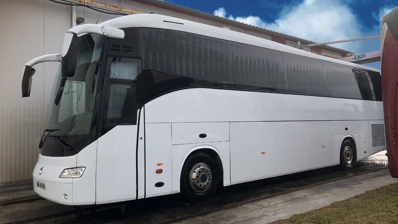 Nos véhicules bus grand tourisme