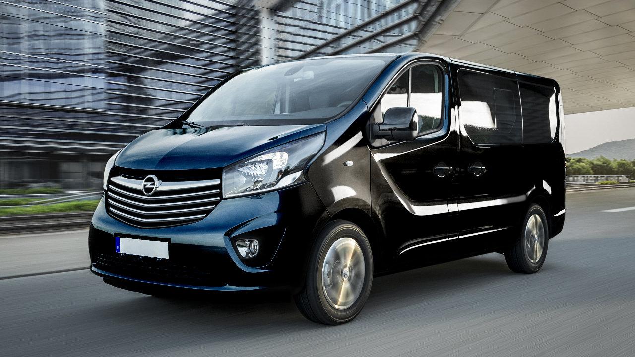Nos véhicules Opel Vivaro Combi