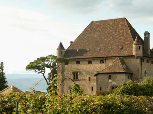 Yvoire Le Chateau Médiéval